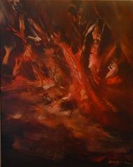 """""""Pădurea roșie"""""""